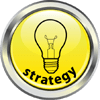 Strategy icon - business studies