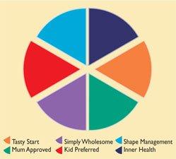 Kellogg market segments