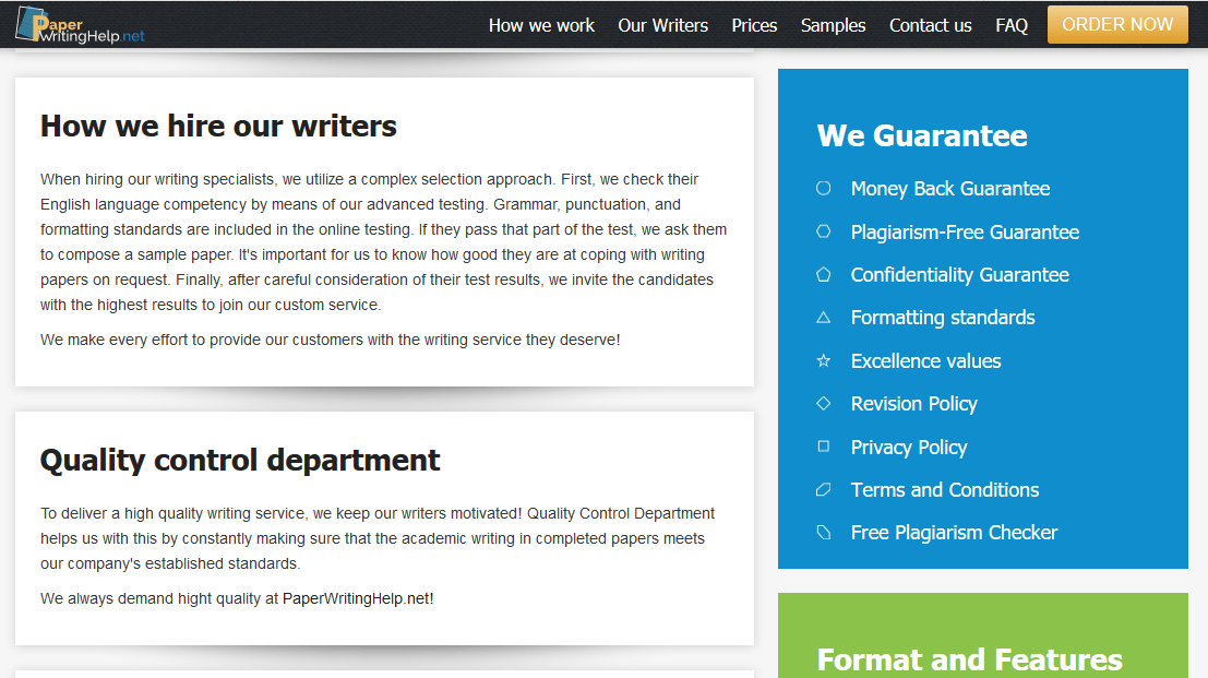 Websites that write papers for you for free